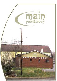 Welcome to Main Paint & Body